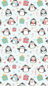 Sfondo Gratuito Pinguini