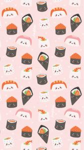 Sfondo Gratuito Sushi