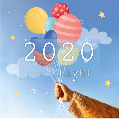 2020, a year of Light